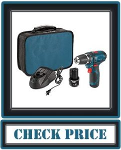 Bosch Power Tools Drill Kit - PS31-2A - 12-Volt, 3by8inch, Two Speed Driver, Cordless Drill Set